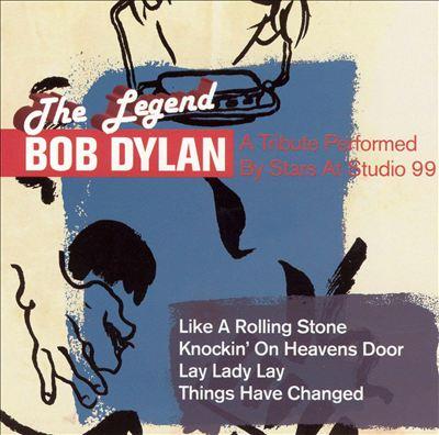 The Legend-Bob Dylan