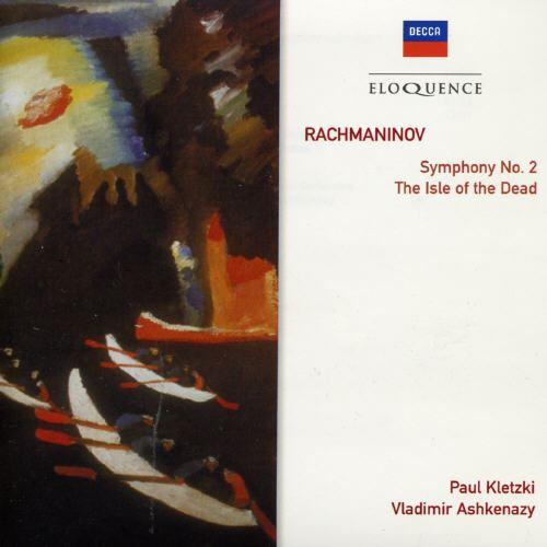 Rachmaninov: Symphony No. 2; The Isle of the Dead [Australia]