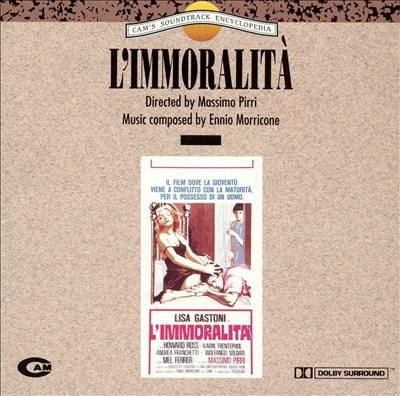 L' Immoralita [Soundtrack]