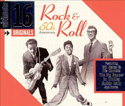 Ultimate 16: Rock & Roll 50th Anniversary