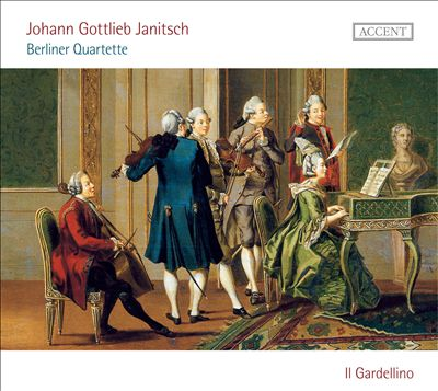 Johann Gottlieb Janitsch: Berliner Quartette