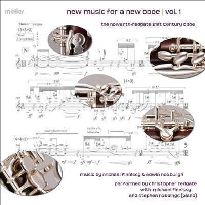 New Music for a New Oboe, Vol. 1