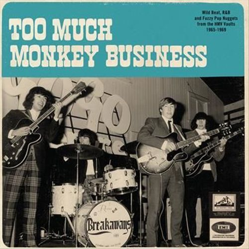 Too Much Monkey Business [Universal]