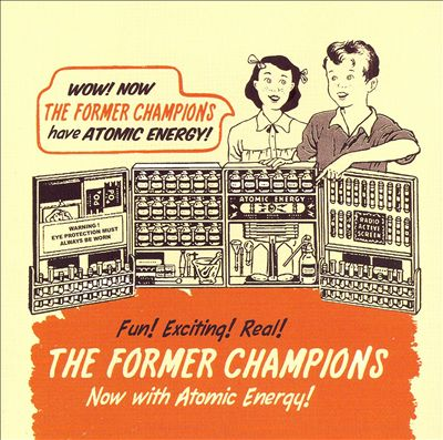 Now with Atomic Energy!