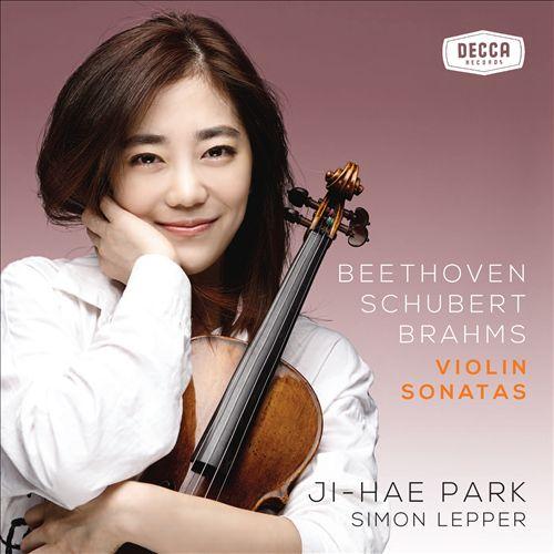 Beethoven, Schubert, Brahms: Violin Sonatas