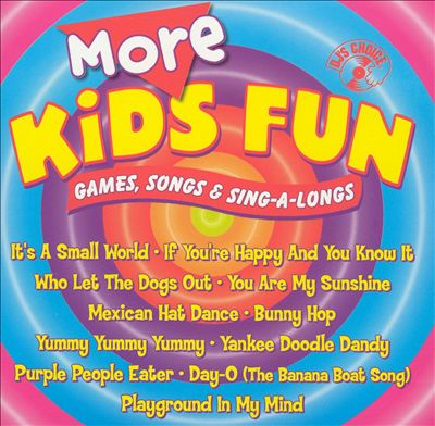 DJ's Choice: More Kids Fun