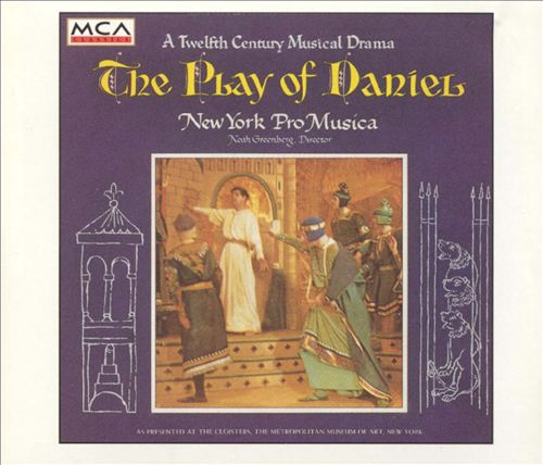 The Play of Daniel; The Play of Herod