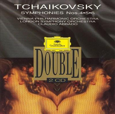 Tchaikovsky: Symphonies Nos. 4, 5, 6
