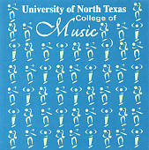 University of North Texas College of Music Opera Theatre & Chamber Orchestra
