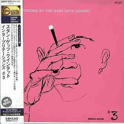 Interpretations by the Stan Getz Quintet #3