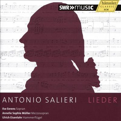 Antonio Salieri: Lieder