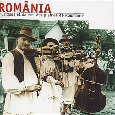 Music and Dances of the Romanian Plains