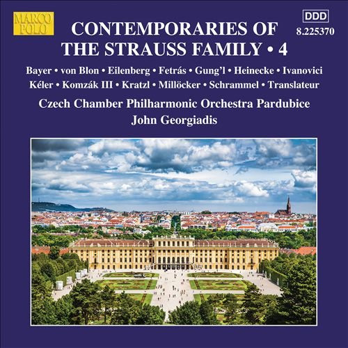 Contemporaries of the Strauss Family, Vol. 4