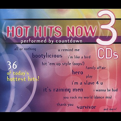 Hot Hits Now