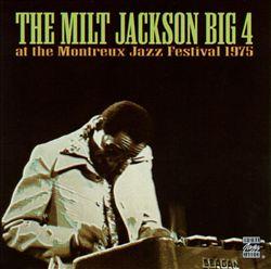 The Milt Jackson Big 4 at the Montreux Jazz Festival 1975