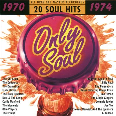 Only Soul 1970-1974