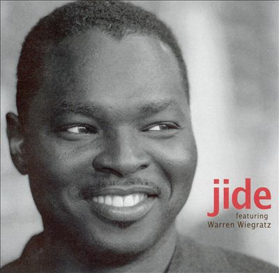 Jide Featuring Warren Wiegratz