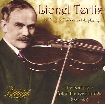 The Father of Modern Viola Playing