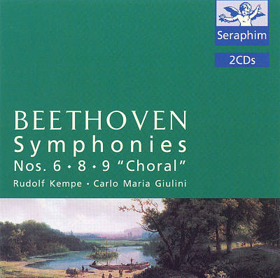 Beethoven: Symphonies Nos. 6 - 9