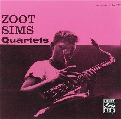 Zoot Sims Quartets