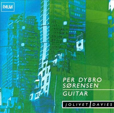 Per Dybro Sørensen Plays Jolivet & Davies
