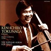 The Popular Album for Cello
