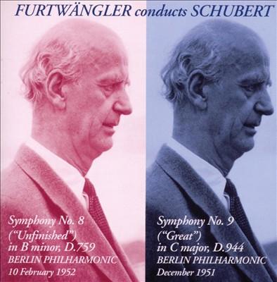 Furtwängler conducts Schubert