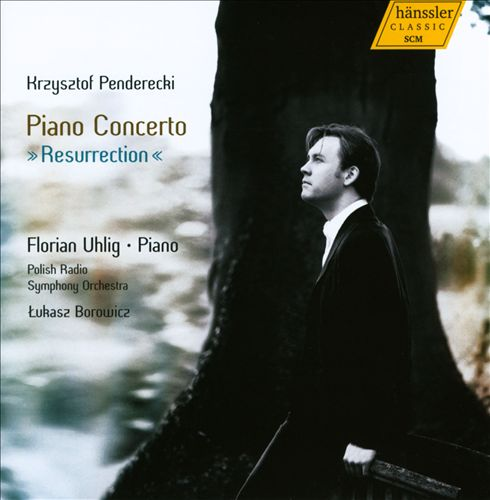 "Krzysztof Penderecki: Piano Concerto ""Resurrection"""