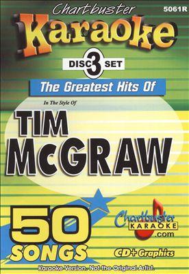 Karaoke: Tim McGraw