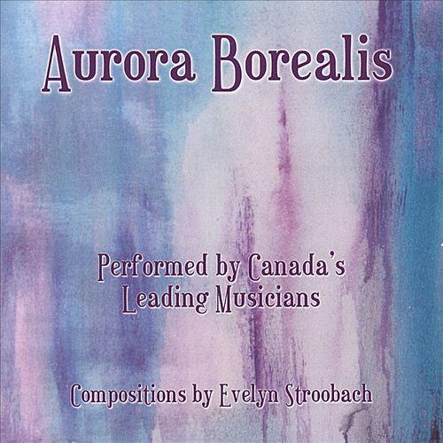 Evelyn Stroobach: Aurora Borealis