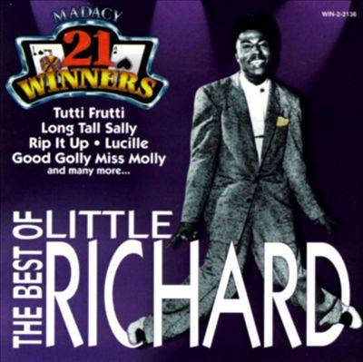 Best of Little Richard [1997 Madacy]