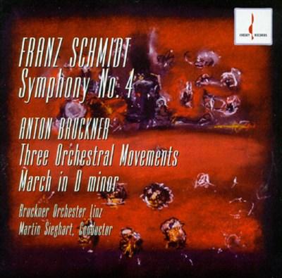 Franz Schmidt: Symphony No. 4