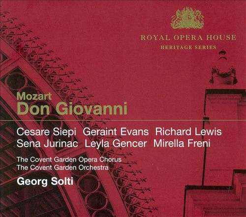 Mozart: Don Giovanni [1962 Recording/73 Tracks]