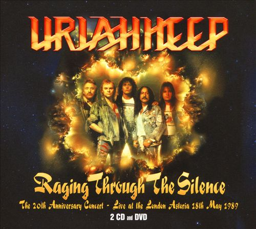 Raging Through the Silence: 20th Anniversary Concert