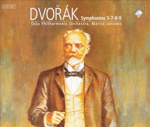 Dvorák: Symphonies 5-7-8-9