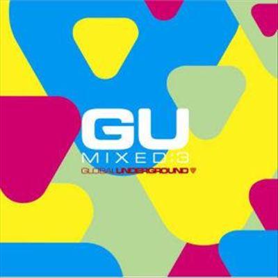 GU Mixed, Vol. 3 [Limited Edition]