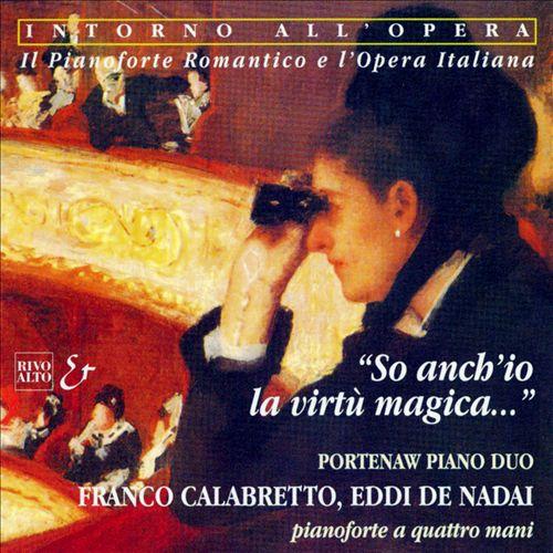 Piano in Romantic Italian Opera