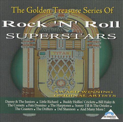 Rock 'N' Roll Superstars [Blumountain]