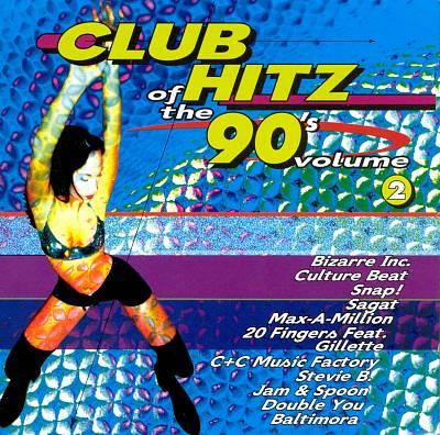 Club Hitz of 90's, Vol. 2