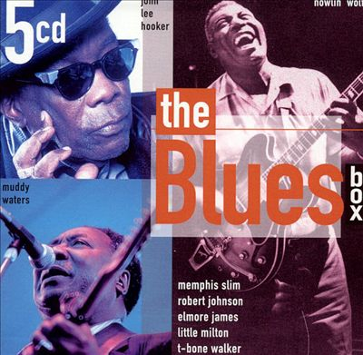 The Blues Box [Simply the Best]