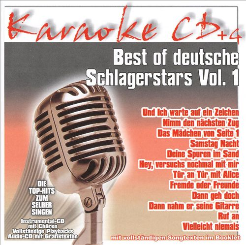 Best Of Deutsche Schlagerstars, Vol. 1