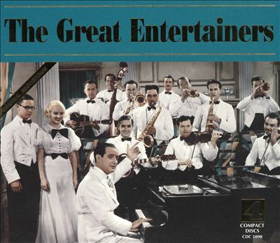 Great Entertainers [Intersound]