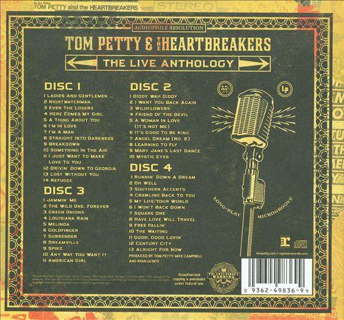 The Live Anthology