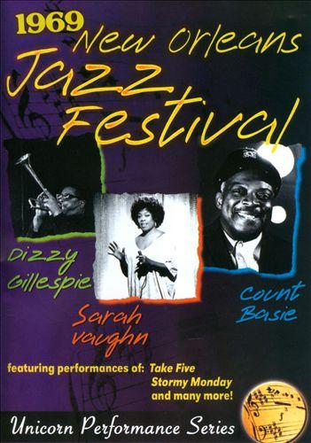 New Orleans Jazz Festival 1969
