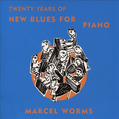 Twenty Years of New Blues for Piano