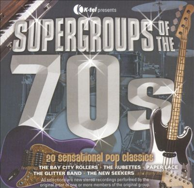 Supergroups of the 70s [K-Tel]