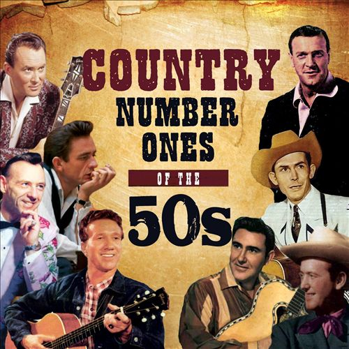 Country Number Ones of the 50s