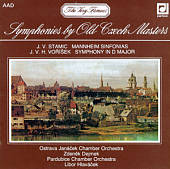 Symphonies By Old Czech Masters