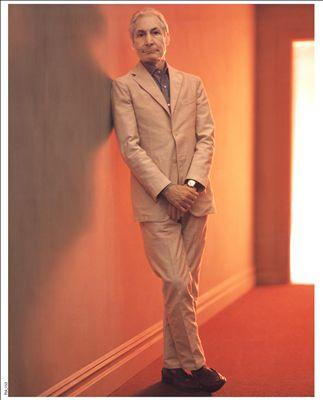 Charlie Watts Biography