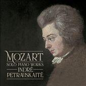 Mozart: Solo Piano Works